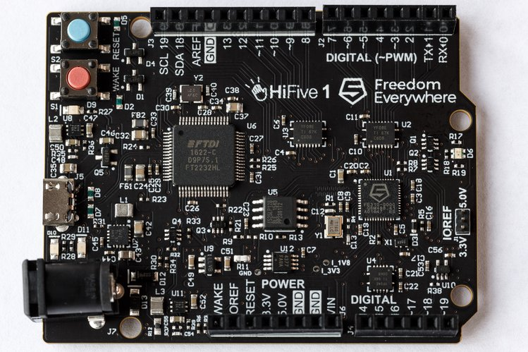 Getting openocd for RISC-V – muforth